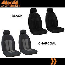1 Row Custom Supreme Velour Seat Cover For Volkswagen Golf 03-09 A