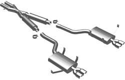 Magnaflow Cat-back Exhaust System Kit-touring Series Stainless For 00-03 M5 5.0l