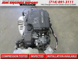 Jdm Toyota Is200 1g-fe 6 Cyl 2.0l Dohc Engine And 5 Speed Transmission And Ecu