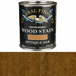 General Finishes Water Based Wood Antique Oak Stain Pint