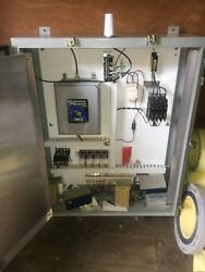 Control Panel with Wireless Raco Alarm Agent and Optional Solar Power Array