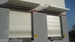Durosteel Janus 16and039w X 18and039h Commercial 2500 Series Heavy Duty Rollup Door Direct
