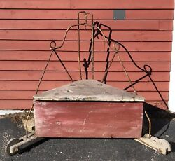 Antique Ship Building Repair Equipment Maine Estate Find Bath Iron Works