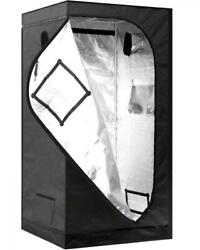 iPower GLTENTS1 Mylar Hydroponic Grow Tent for Indoor Plant Growing 39 by...