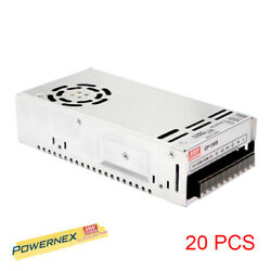 [powernex] Mean Well New Qp-150 150w Quad Output Pfc Power Supply 20 Pcs