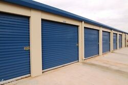 Durosteel Janus 10and039x10and039 Commercial 1000i Series Insulated Roll-up Door Direct