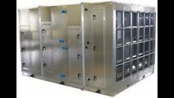 Industrial 30 ton R410a Air Handler with 10 HP 3 Phase Motor