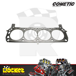 Cometic Mls 4.100 Head Gasket Fits Ford 289-351w W/ Afr Heads - Cmc5911-040