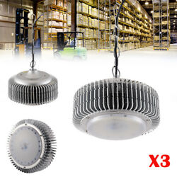 3X 200W LED High Bay Light Warehouse Industrial Factory Gym Roof Shed Lamp