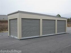 Durosteel Janus 8and0398x7and039 Self Storage 650 Series Metal Roll-up Door And Hdwe Direct