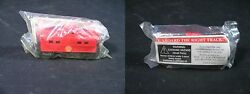 Ho Scale Shell Promo Fletcher Barnhardt And White Caboose Model Train Lot Of 2 New