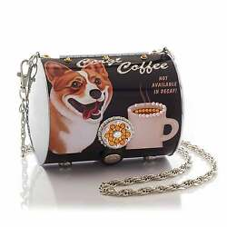 PopTank Handbags - Dog & Cat Breed-Specific Purses with or without Crystals