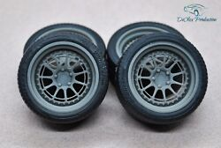 1/18 Wheels 18 Inch Ccw D11l With Tires