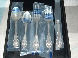 Sterling Silver Set Charmaine By International Sterling Service 8 40 Pieces