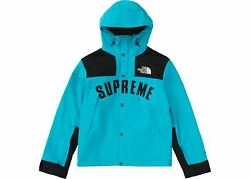 Dswt Supreme X The Arc Logo Mountain Parka Teal Size Medium In Hand