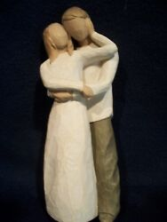 Together Willow Tree Figurine By Susan Lordi Demdaco 26032 New In Box