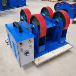 Intbuying Tank Turning Rolls Linkage Roller For Welding Equipment Support