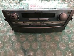 OEM 2007 TOYOTA CAMRY AC-HEATER CLIMATE CONTROL UNIT # 55900-06171