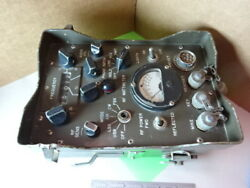 Vintage Control Radio Set Collins 313v-1 For Rt-742 Arc-51bx Mil As Is Tc-4