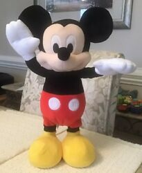 Mickey Mouse Clubhouse Hot Diggity Dancing Mickey - By Just Play, 10080