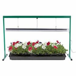 Hydroponics 4 Feet Jump Start T5 Light System To Grow Plants Gardening Indoors