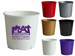 176oz Beer Buckets, Brew Tubs, Custom Personalized Holds 5-6 Bottles With Ice