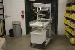 Ohmeda Medical Infant Warmer System Model IWS 4400 LR87400,  adjustable height,