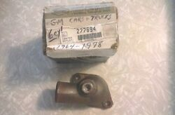 Murray 6 Cyl G.m. Products Water Outlet Goose-neck 1964-78