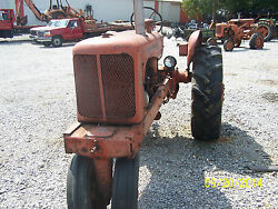 Ac Allis Chalmers Wd45 Tractor