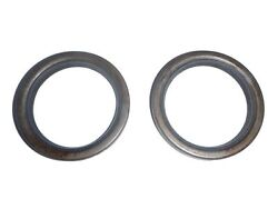 2 Front Wheel Oil Grease Seals 55 56 57 58 59 Ford Cars 1955 1956 1957 1958 1959