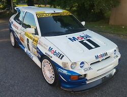 Ford Escort Rs Cosworth Mobil 1 Gr.a Decals Stickers Adesivi