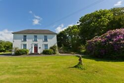 Pembrokeshire Coastal Mansion House Weekend Break For Large Groups And Families