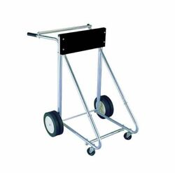 Garelick 31900 Eez-in 315 Lb Heavy Duty Outboard Motor Cart Carrier Stand