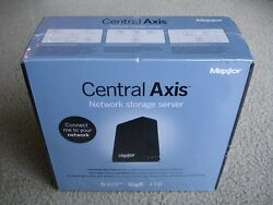 Brand New Maxtor Central Axis 1TB Network Storage Server STM310005CAA00G RK