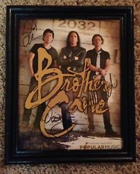 Brother Cane Autographed Photo 8x10 Damon Johnson Thin Lizzy Black Star Riders