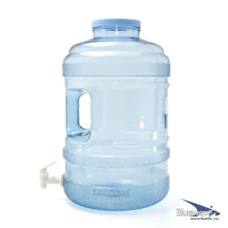 Bluewave 5 Gallon BPA Free Tritan Water Bottle with 120mm Big-Mouth