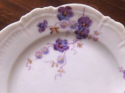 12 Antiquarian China Porcelain Plates Russian Imperial Fabrik Gardner Moscow