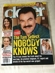 Tom Selleck Hand Signed 2x Closer Magazine Apr 2018 Signed On Cover And P18 W/coa