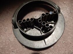 Metal Control Flange With Flat Spring Tipfor Candy Gumball Vending Machine Parts