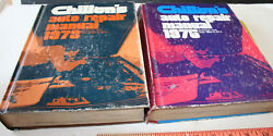 Chilton's Auto Repair Manuals 1973 And 1975 American Cars From1966-73 And 1968-75