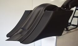 Harley Davidson Tourings 1997-08 7 Extended Stretched Bags And Rear Fender