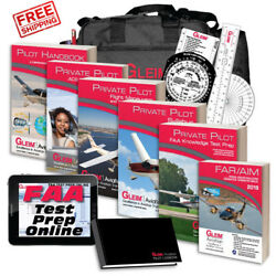 Gleim Private Pilot Kit Newest Version Free Shipping Lowest Price