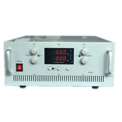 Adjustable Dc Power Supply 0-1000v 0-3a With 4 Digital Dispaly Lab Grade