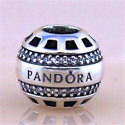 Pandora Ale Forever Padora Bead Charm In Sterling Silver 925