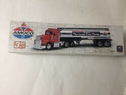 Amoco Toy 1997 Lead Free Three Truck Toy Equity 3 Series Rare