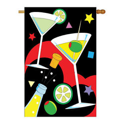 Party - Special Occasion And Celebration Applique Garden Yard Banner House Flag
