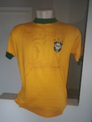 RARE and original shirt FOOTBALL PELE
