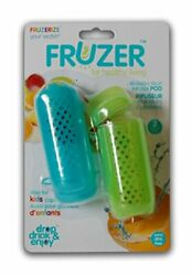 Water Infusing Pods - Turns Your Simple Bottle To Fruit Infuser 2 Pack