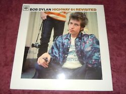 Bob Dylan Highway 61 Revisited Rare Mono 1st Press Cbs Uk W/33 Labels Top Copy