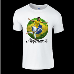 Neymar Jr Circle Brazil Flag Tee Mens & Ladies available Top Trends design